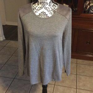 Chico's long sleeve sweater